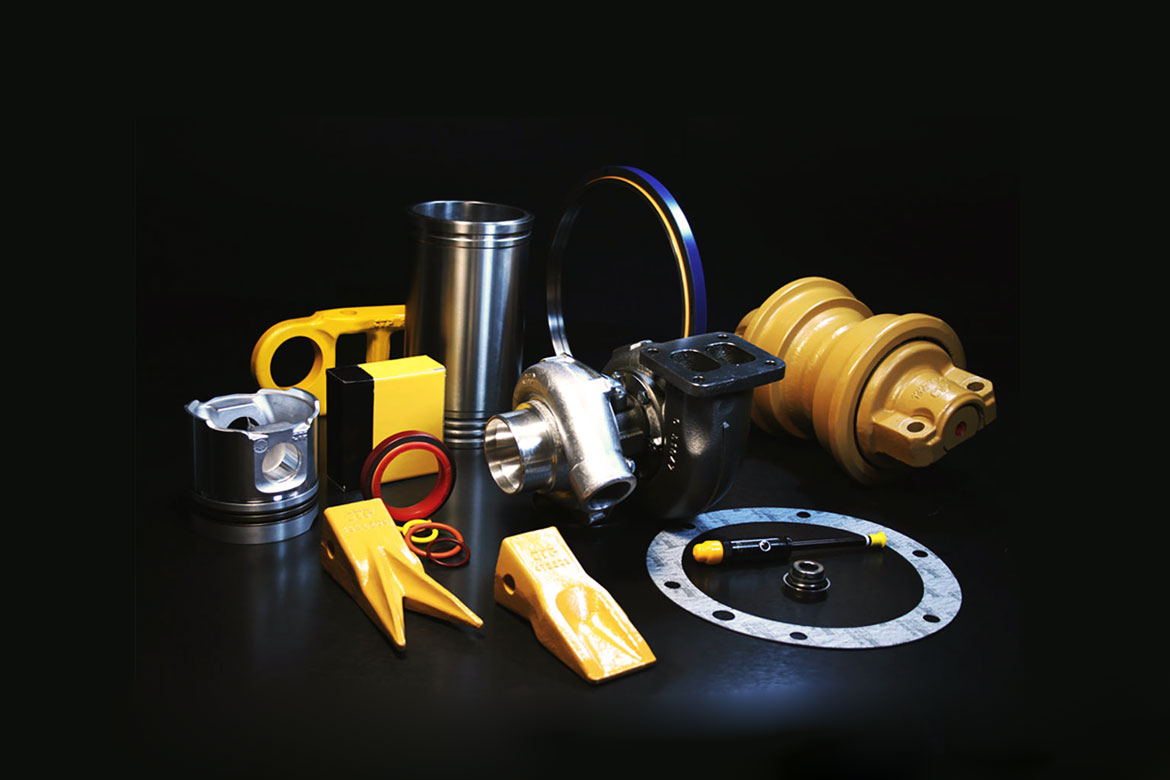 Pic Of Machinery Components : Heavy equipment parts florida engines machinery